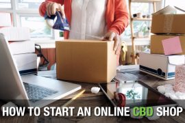 How To Start An Online CBD Shop