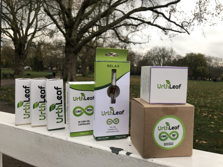 UrthLeaf CBD Review: CBD Hemp Oil, CBD Capsules, CBD Bath Bomb, CBD Salve And CBD Vape Pen