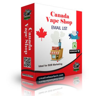 The World's First Canada Vape Shop Database